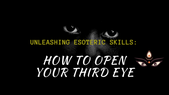 third eye | esoteric skills